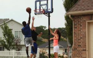Top 3 basketball hoop