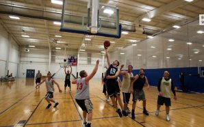 Top indoor basketball
