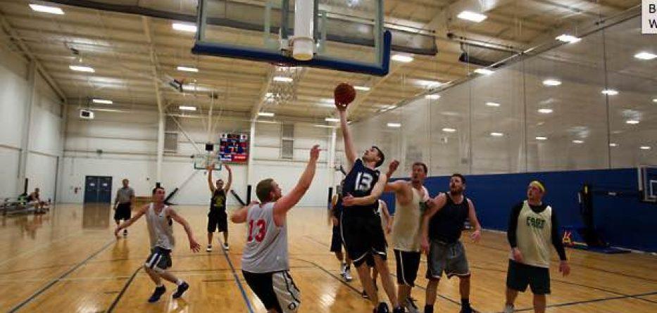 Top indoor basketball