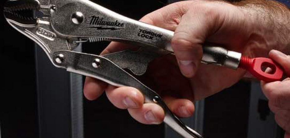 top locking pliers