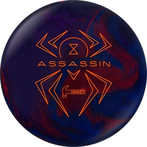 Hammer Black Widow Assassin Bowling Ball
