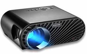 GooDee Movie Projector 3200 Luminous Efficiency